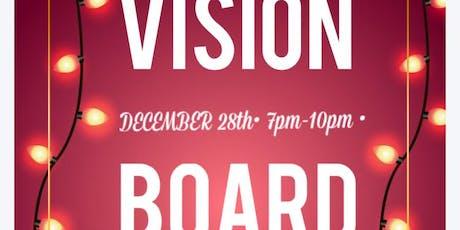 Vision Board Social tickets