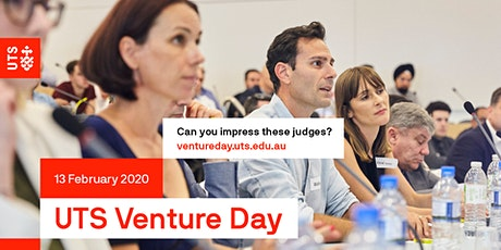 UTS Venture Day 2020 submission tickets
