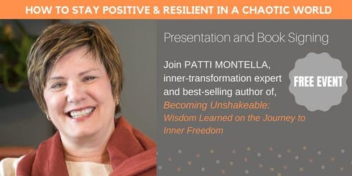 How to Stay Positive & Resilient In a Chaotic World
