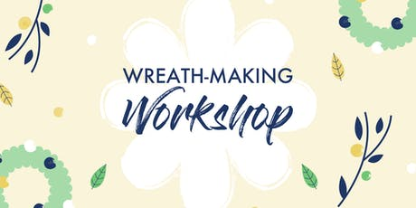 Wreath-Making Workshop tickets