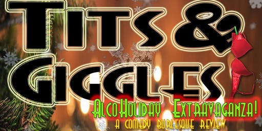 T!#$ & Giggles Alcoholiday Toy Drive