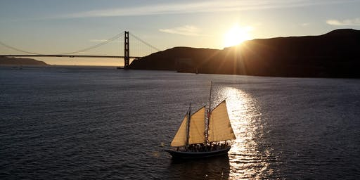 Father's Day  2020 Sunset Sail on the San Francisco Bay