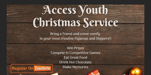 Access Youth Christmas Service