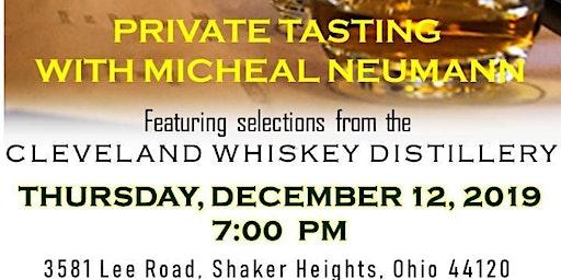 Cleveland Whiskey Tasting
