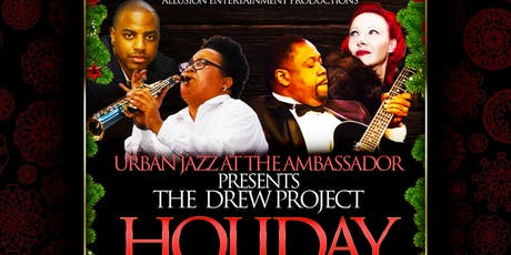 The Drew Project | The Holidays (1st Year Anniversary Special) tickets