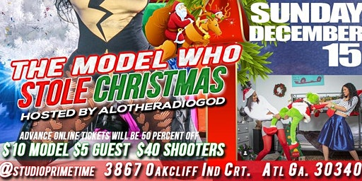 The Model  Who Stole Xmas, Naughty or Hottie Powershoot/Contest