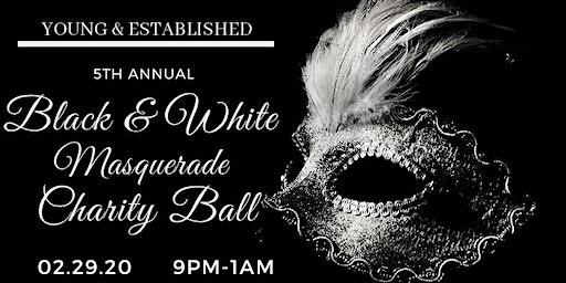 5th Annual Black & White Masquerade Charity Ball