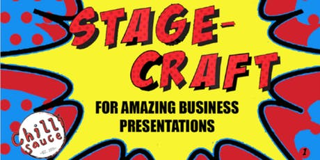 Stage Craft for Business - Sydney tickets