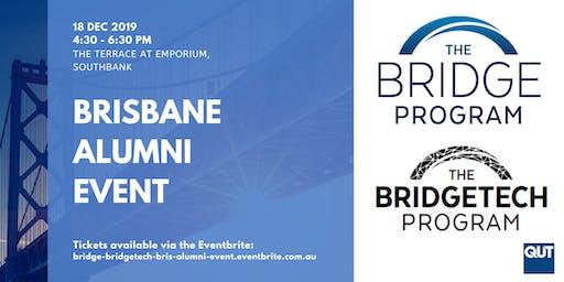 Bridge & BridgeTech Brisbane Alumni Event
