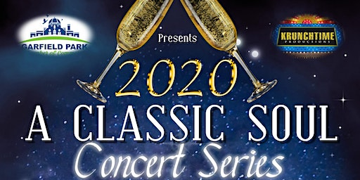 2020 Classic Soul Concert Series A Tribute to the Spinners Hosted by Casper