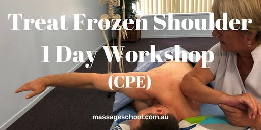 Treat Frozen Shoulder - 1 Day CPE Event (7hrs)