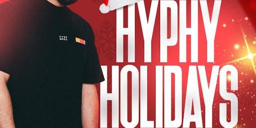 Hyphy Holidays - The Grand Nightclub