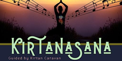 Kirtanasana @ Sundara!