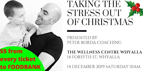 Taking the Stress Out of Chirstmas tickets
