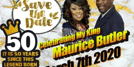 Maurice Butler's 50th Birthday Celebration