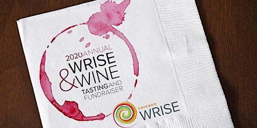 2020 WRISE & Wine AnnualTasting & Fundraiser