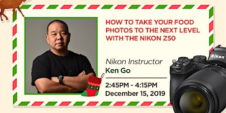 How To Take Your Food Photos To The Next Level With The Nikon Z50 tickets