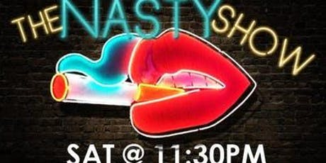 The Nasty Show Standup Comedy at Laugh Factory Chicago tickets