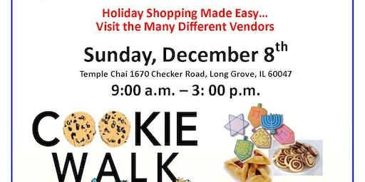 Holiday Bazaar & Cookie Walk