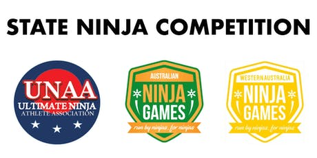 Ninja Warrior Competition - 26th June 2020 - Ages 9 Years and Under tickets