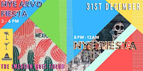 New Years Eve Fiesta tickets