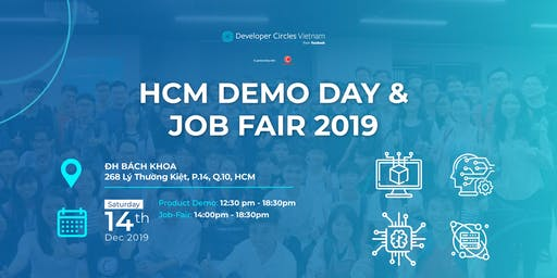DevC Vietnam Innovation Challenge HCM Demo Day & JobFair (Invite only)