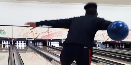 Ten Pin Bowling - FREE tickets