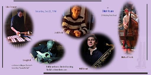 Cikan House jazz concert