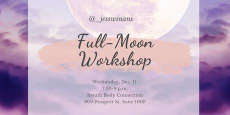 Full Moon Workshop tickets