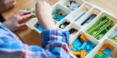 LEGO Challenge Amusement Park Rides  tickets