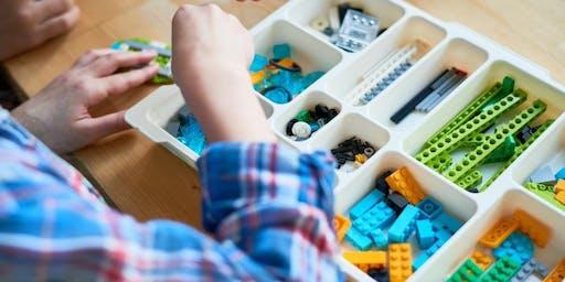 LEGO Challenge Amusement Park Rides