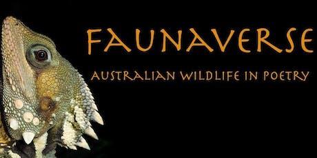 Faunaverse @ Hobart Library tickets