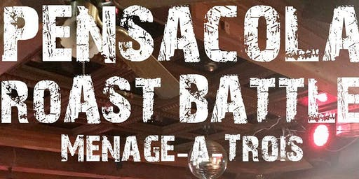 Pensacola Comedy Roast Battle Title Fight Hosted By Ryan Pfeiffer