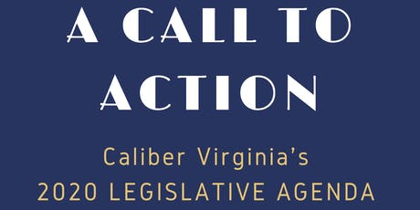 RECLAIMING OUR TIME: Caliber Virginia's 2020 Call to Action tickets