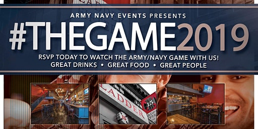 2019 Army Navy Game Watch Party!
