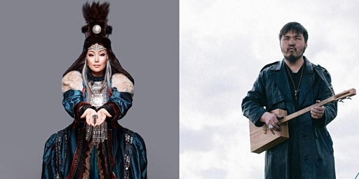 Sounds of Siberia: Music of Tuva and Sakha w/Soriah