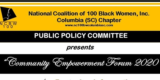 Community Empowerment Forum 2020