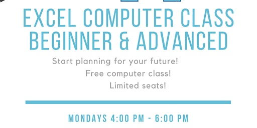 Free Computer Excel Class