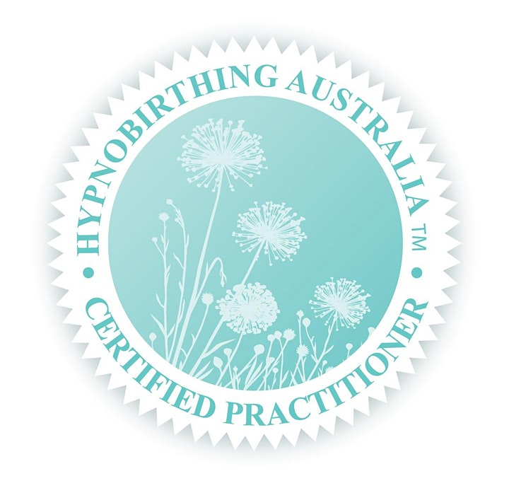 Hypnobirthing Australia group course - 15th & 16th May 2021 - SYDNEY image