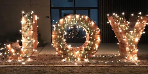 Chuao's Annual JOY Lighting Ceremony