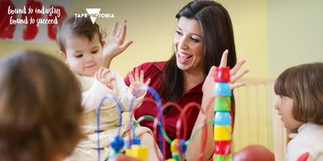 Info Session | Certificate III & Diploma Early Childhood Education and Care tickets