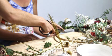 Revel Wreath Making Class tickets