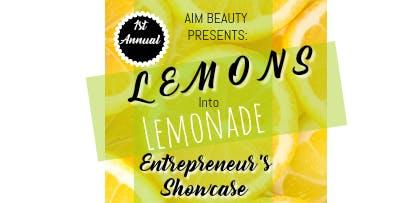 AIM BEAUTY Presents: Lemons Into Lemonade!