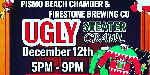 Ugly Sweater CRAWL