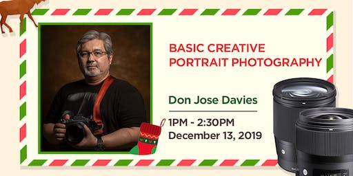 Basic Creative Portrait Photography