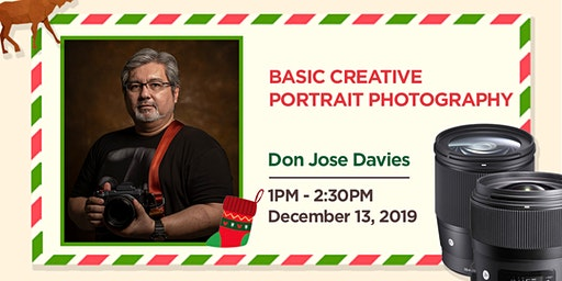 Basic Creative Portrait Photography