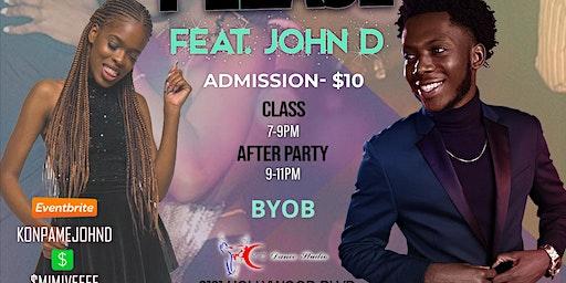 Konpa Dance Class Ft. John D