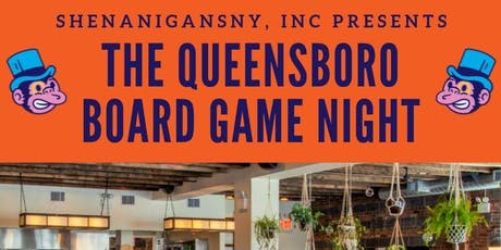 Queens Board Game Night tickets