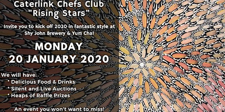 Caterlink Chefs Club @ Shy John's Fundraising and Auction Event tickets