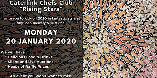 Caterlink Chefs Club @ Shy John's Fundraising and Auction Event